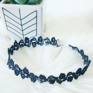 Jewelry - Black Lace Choker